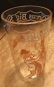 welches howdy doody glass dilly dally is