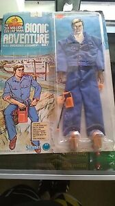 kenner bionic man outfit 1976