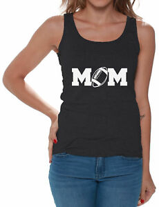 Football Mom WOMEN TANK TOP T-shirt Support Tee Best Mom Mothers Day Gift Tanks