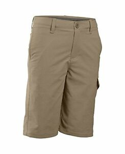 Under Armour Boys Matchplay Cargo Short Canvas Youth X-Large