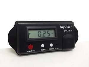 Digital Angle Finder Digital Protractor Module Accurate Leveling Free UK Pamp;P GBP 30.99