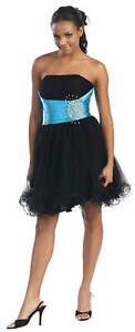 SALE !! SHORT COCKTAIL PROM DRESSES HOMECOMING BRIDESMAID CUTE FLIRTY UNDER $100