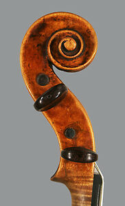 A very fine old Italian violin by Jacob Horil ca.1750 Rome.