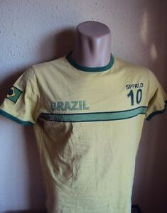 ORIGINAL  SELECTION OF BRAZIL SHIRT USED BY Romario IN A SOCCER MATCH  QATAR