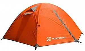Winterial 2 Person Outdoor Sporting Goods Camping Hiking Camping Hiking Tents