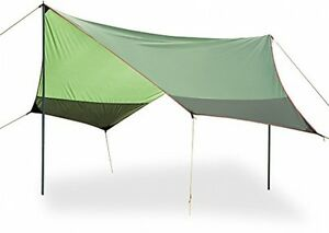 Rain Fly Beach Shelter Outdoor Sporting Goods Camping Hiking Tents Army Green