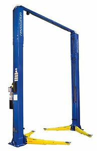 Rotary Revolution RTP12 12000lb 2-post Lift. Now with 3-Stage Arms!