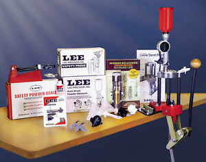 Lee Precision Classic Turret Press Kit (90304)