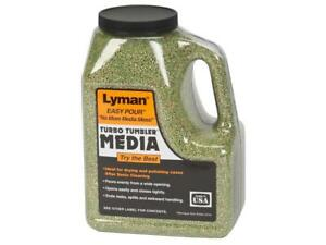Lyman Corncob Media Treated Easy Pour Container 2.4 Lbs (LY7631307)