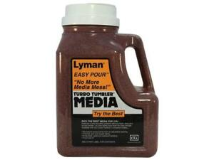 Lyman Tufnut Media Easy Pour Container 2.75 Lbs (LY7631332)