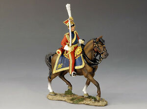 King & Country Age of Napoleon NA163 Dutch Lancer Officer Retired