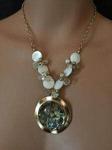 NECKLACE SET COSTUME JEWELRY WOMENS MENS SISSY CD TV PRETTY SEXY