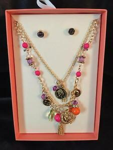 NECKLACE SET COSTUME JEWELRY WOMENS MENS CD SISSY TV VERY PRETTY