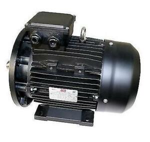 45KW 4 POLE B35 3 PHASE 415V ELECTRIC MOTOR 45.043TECCB35 Free UK