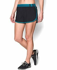 Under Armour Womens Perfect Pace Short Black 026 Medium