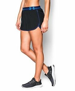 Under Armour Womens Perfect Pace Short Black 031 Medium