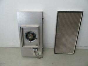 CleanRoom Air Filter Fan Filter  With Blower FBM III Laminar Flow 13HP 115Vac