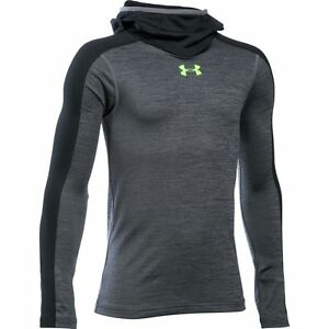 Under Armour Armour Up Coldgear Ninja Hooded Top - Boys'