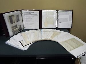 Large Missionary Archive - Letters & Documents - Hundreds of Items (Bible)