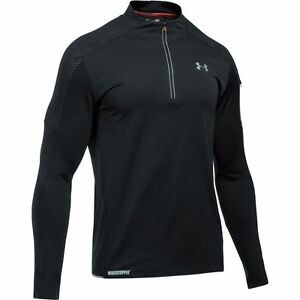 Under Armour Run Windstopper 14-Zip Shirt - Men's