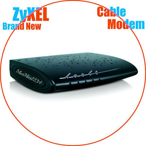 ZyXEL Cable Modem Compatible Comcast Network BRG35503 NEW Fast Priority Mail