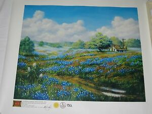 Giclee print canvas art galleries international limited edition with COA $200.00