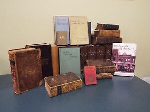 Amercn Bible Society Lg CollectionArchive - See Descript. below 100's of items