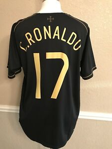 Nike Portugal Ronaldo Real Madrid Football  Shirt XL Jersey Very Rare