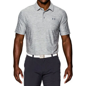 Under Armour Shirt - Playoff Polo - True GrayGraph