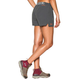 Under Armour Women's Shorts - Whisp - Graphite