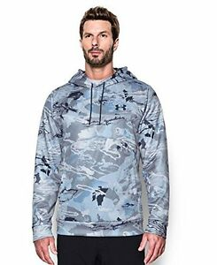 Under Armour Mens Storm Icon Camo Hoodie Ridge Reaper Camo Hy 926 Large