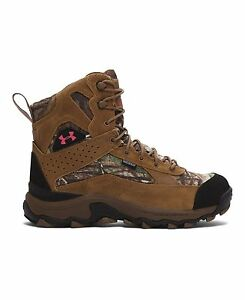Under Armour 1250600-946 Womens UA Speed Freek Bozeman Boot 7 REALTREE AP-XTRA
