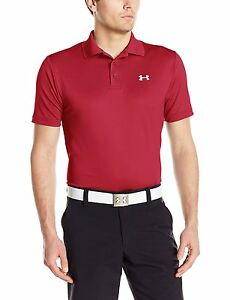 Men's Under Armour Heat Gear Loose Fit Golf Polo Shirt