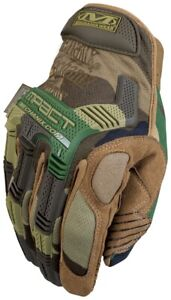 Mechanix M-Pact Tactical Gloves Woodland