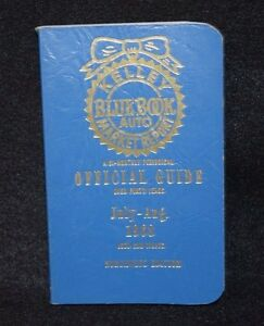 Kelley Wholesale Blue Book Used Car Values Guide Northwest Edition July Aug 1968