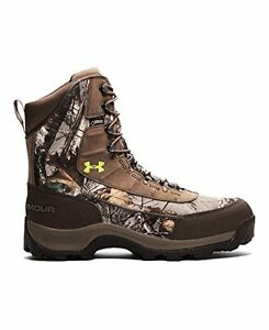 Under Armour 1240079-946 Mens UA Brow Tine - 400g Hunting BootsREALTREE