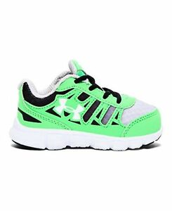 Under Armour Boys' Infant UA Spine Graphic Running Shoes - Choose SZColor