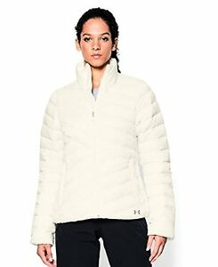Under Armour - 1249122-130 Womens UA ColdGear Infrared Uptown Jacket  Ivory