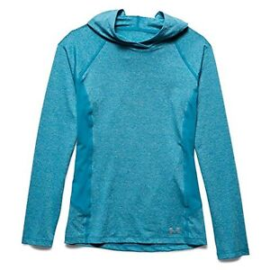 Under Armour 1271614-908 Coolswitch Trail Hoodie - Womens  M- Choose SZColor.