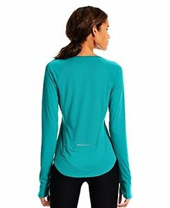 Under Armour Women's UA Fly-By Long Sleeve - Choose SZColor