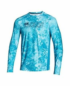 Under Armour Men's UA Iso-Chill Element Long Sleeve Shirt - Choose SZColor