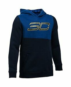 Under Armour Boys' SC30 Essentials Hoodie - Choose SZColor