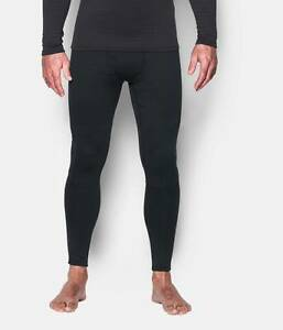 Under Armour Men's Expedition Weight Baselayer 4.0 Leggings Black XL
