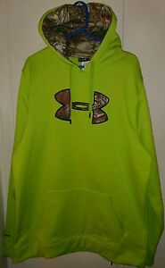 NWT-Under Armour Storm 1 Mens Water Resistant Sweatshirt Hoodie Size-XL-T