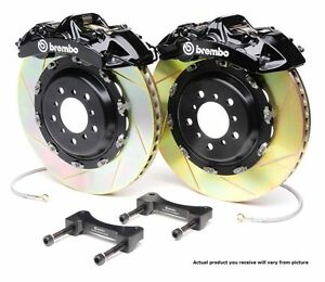 Brembo GT BBK 6pot Front for 2015+ BMW M3 F80 and 2015+ BMW M4 F82 1N2.9531A1