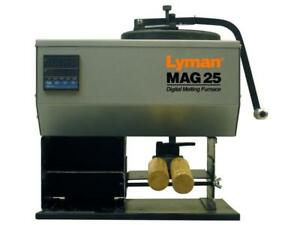 Lyman Mag 25 Digital Furnace 230v (LY2800386)