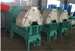 WATER DROP TYPE FEED HAMMER MILL 110KW  SPECIAL FOR GRAIN
