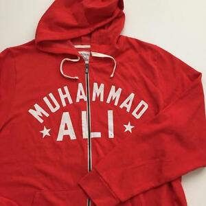 Under Armour Muhammad Ali Roots Fight Cold Gear XXL 2X Hoodie Sweatshirt Jacket