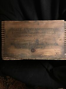 Winchester Repeating Arms Ammunition Box