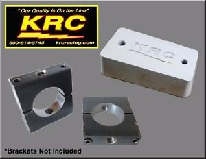 KRC-1021 Lead Ballast - Safety White - 24# Lead Weight Brick for Race Cars